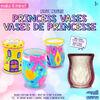 Make It Mine Ceramic Princess Vases