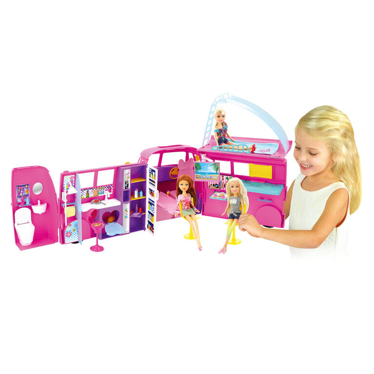 Sparkle Girlz Retro Campervan