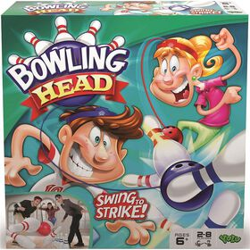 Bowling Head Game