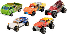 Matchbox Color Changers Vehicles - Styles May Vary