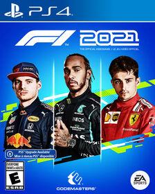PlayStation 5-F1 2021