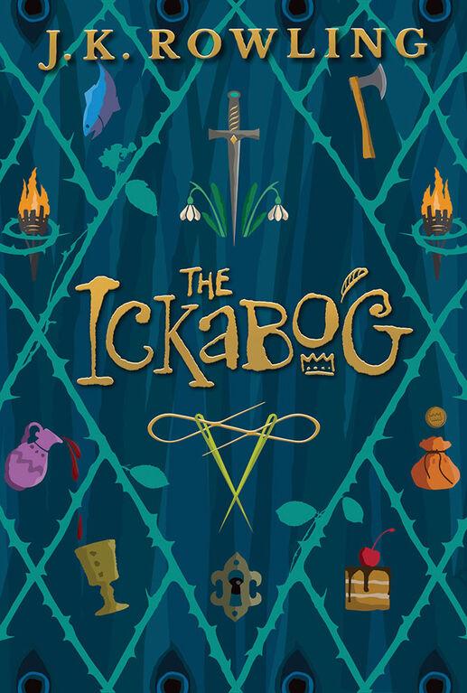 Scholastic - The Ickabog - Édition anglaise