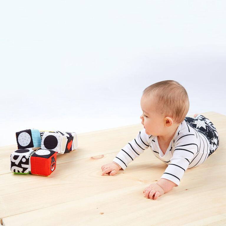 Baby Einstein Infinity Block High Contrast Toy