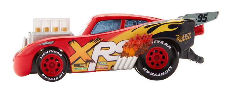 Disney/Pixar Cars XRS Drag Racing Lightning McQueen