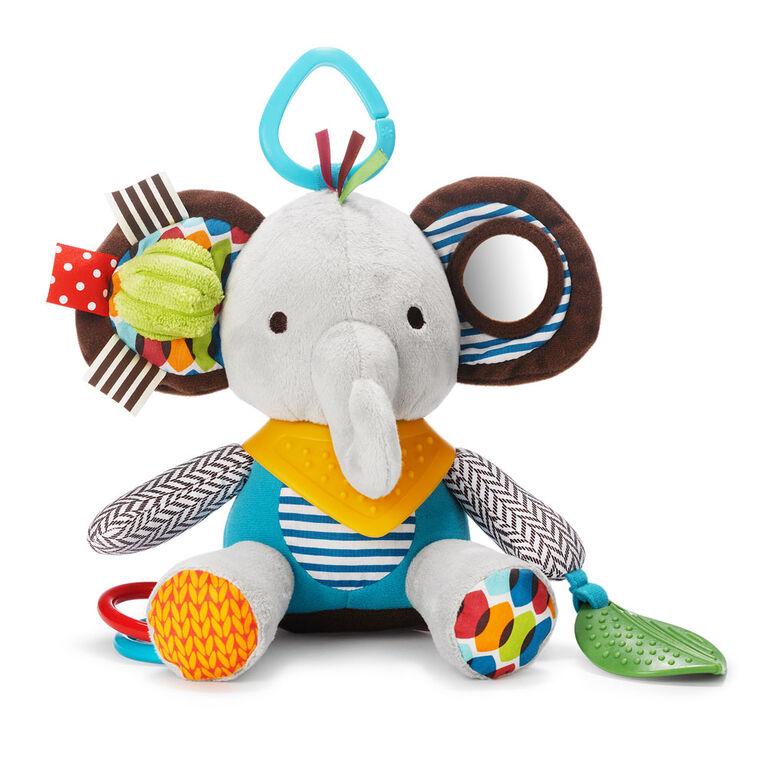 Skip Hop Bandana Buddies Activity Toy, Ellie Elephant