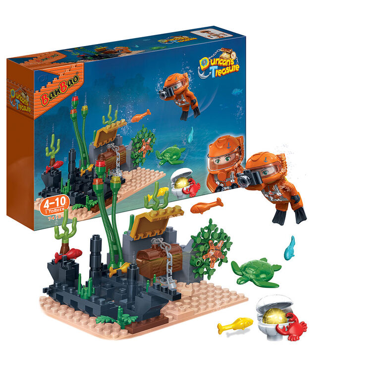 BanBao Duncan's Treasure - Ocean Treasure