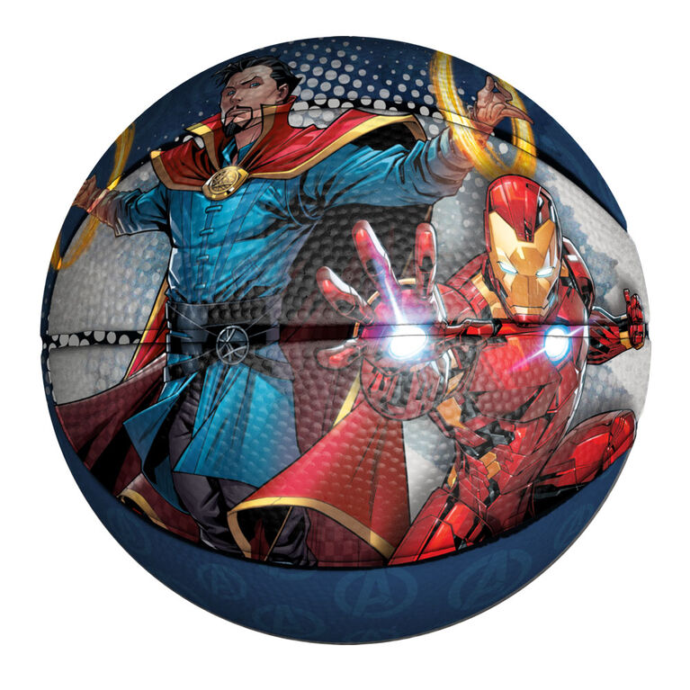 Avengers Jr Foam Basketball