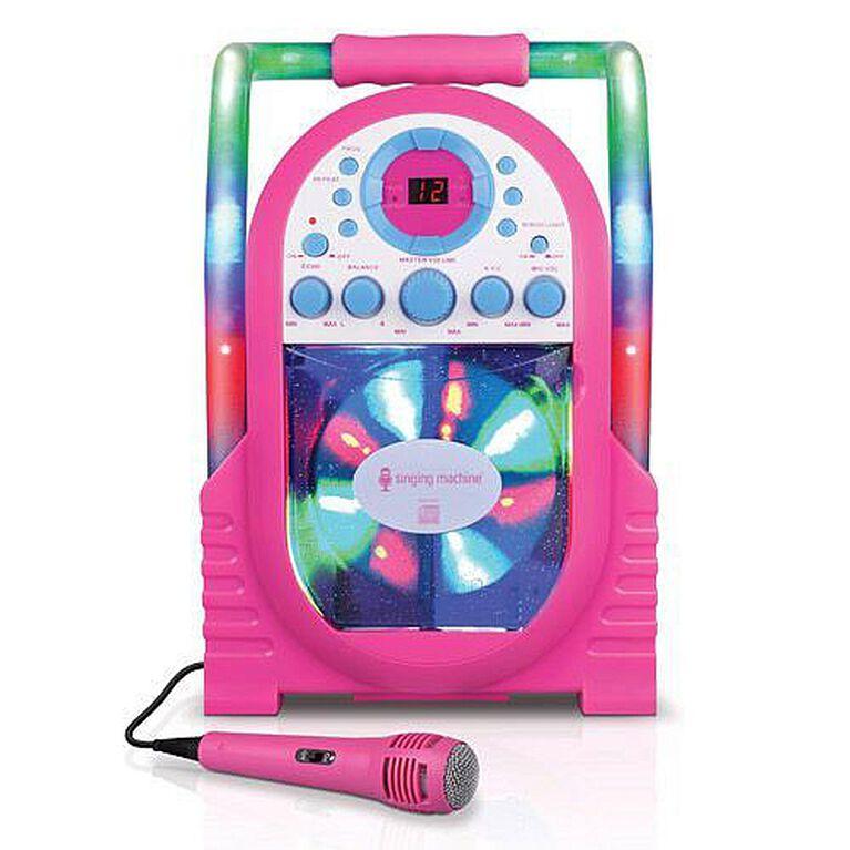 Singing Machine - Portable Light Karaoke