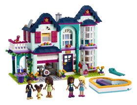 LEGO Friends La maison familiale d'Andréa 41449