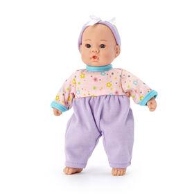 Madame Alexander - 8Inch Lil' Cuddles Baby - Purple