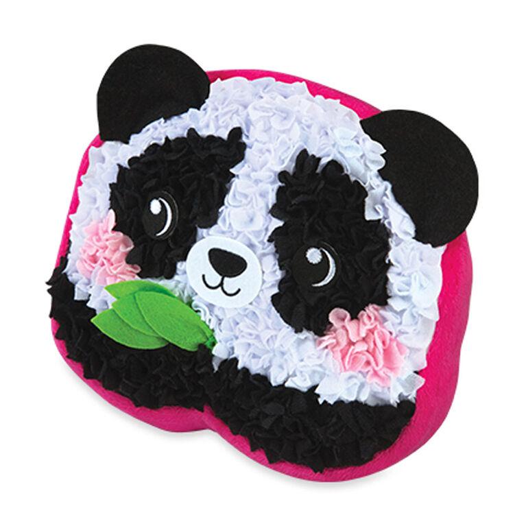 Plushcraft Panda Pillow