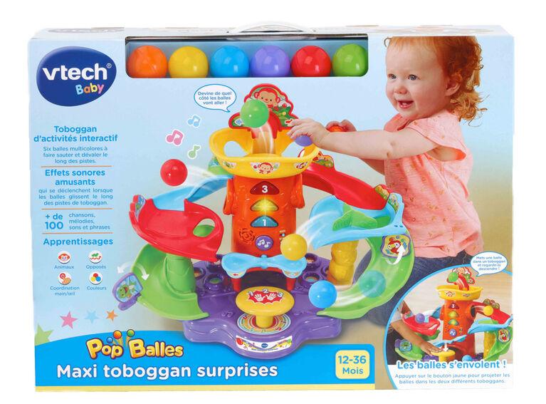 VTech® Pop-a-Balls™ Pop & Surprise Ball Center™ - French Edition