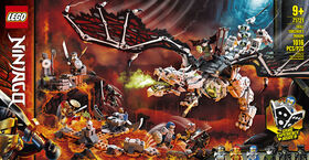 LEGO Ninjago Le dragon du Sorcier au Crâne 71721
