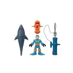 Imaginext - Plongeur de récif