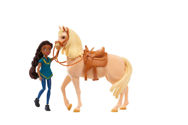Spirit Small Doll and Horse - Prudence & Chica Linda - R Exclusive