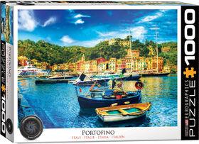 Eurographics Portofino Italie 1000 Piece Puzzle
