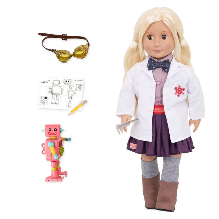 Our Generation, Amelia Ann, 18-inch Science Doll