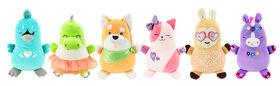 Animal Adventure - Squeeze With Love - Glam Squad - Les couleurs et les motifs peuvent varier