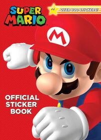 Super Mario Official Sticker Book (Nintendo) - English Edition