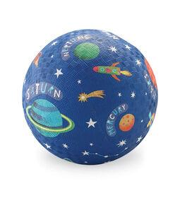 7 Inch Solar System Playground Ball Blue