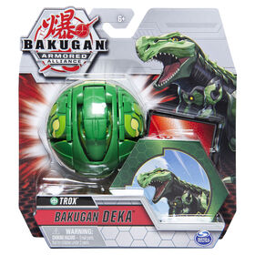 Bakugan Deka, Trox, Armored Alliance Jumbo Collectible Transforming Figure