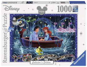 Ravensburger! Disney - Little Mermaid Collector's Edition casse tête (1000pc)