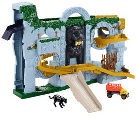 Matchbox Jungle Adventure Playset