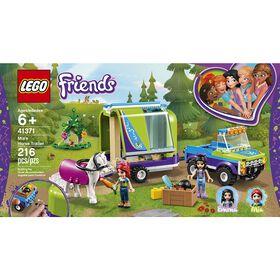 LEGO Friends La remorque à chevaux de Mia 41371
