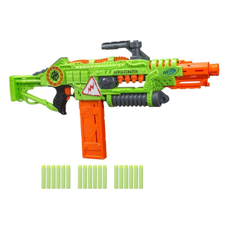 Nerf Zombie Strike Revoltinator Blaster