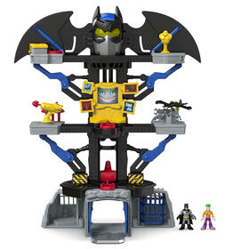 Fisher-Price Imaginext DC Super Friends – Batcave transformable