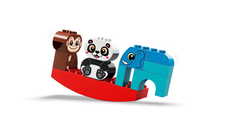 LEGO DUPLO  Ma première balançoire des animaux 10884