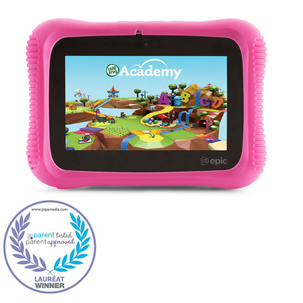 BRAND NEW IN BOX  Leap Frog  Epic Academy Edition Learning Tablet