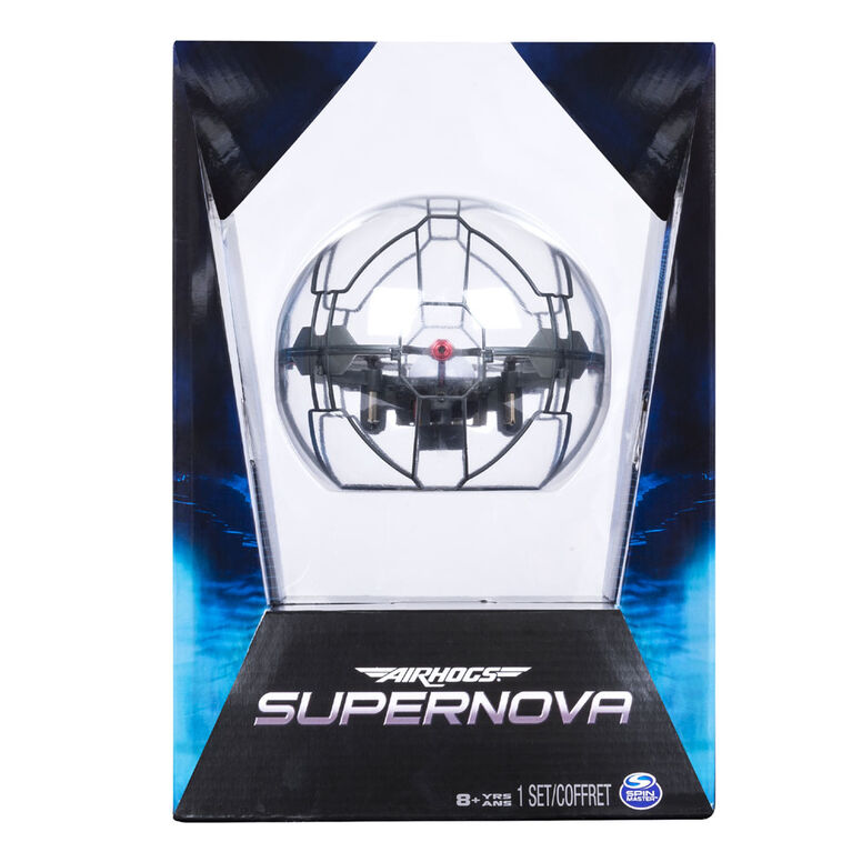 Air Hogs - Supernova, Gravity Defying Hand-Controlled Flying Orb