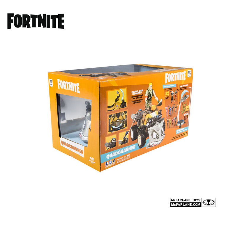 Fortnite 7 inch Deluxe Vehicle - Quadcrasher