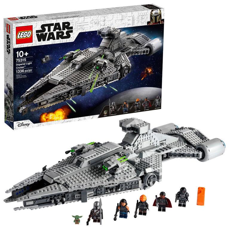 LEGO Star Wars Le croiseur léger impérial 75315