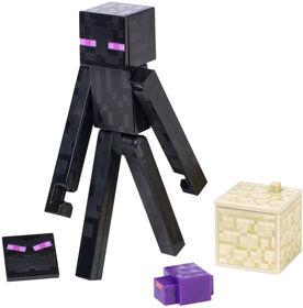 Minecraft Comic Maker Enderman Action Figure - English Edition