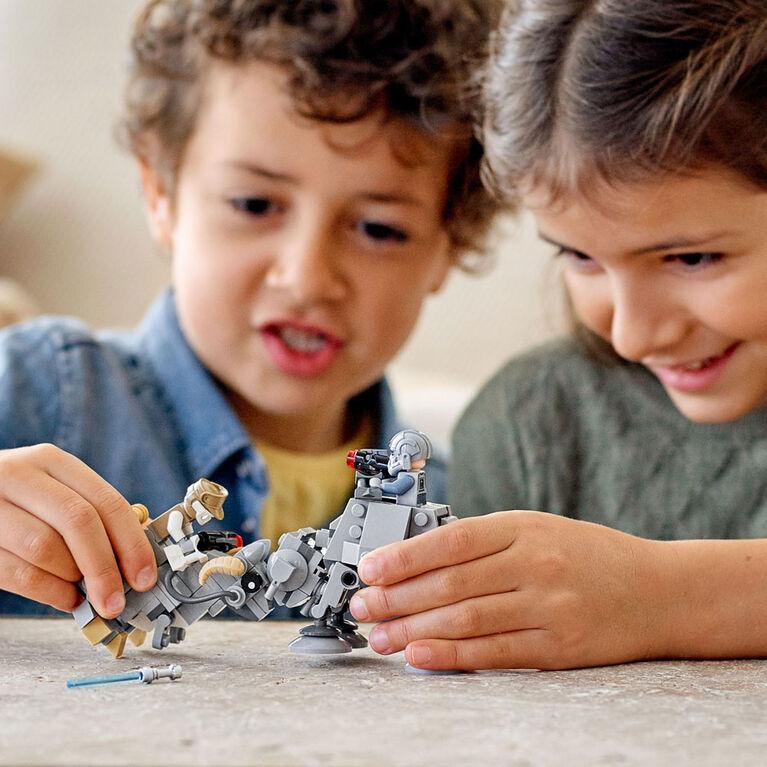 LEGO Star Wars TM AT-AT™ vs. Tauntaun™ Microfighters 75298