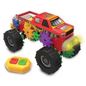 Camion monstre Techno Gears à télécommande.