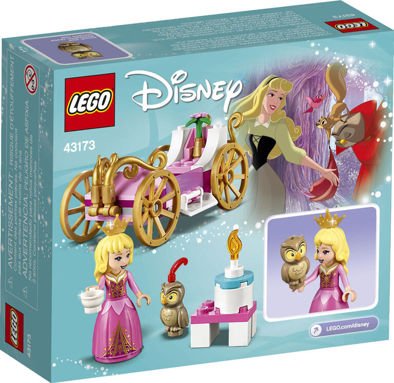 LEGO Disney Princess Le carrosse royal d'Aurore 43173