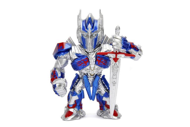 "4"" Metal Figures - Transformers"