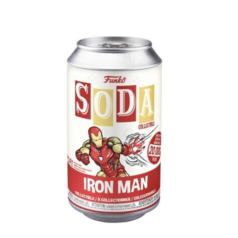 Funko POP! Vinyl Soda: Endgame - Ironman W/Chase - R Exclusive