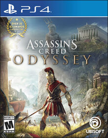PlayStation 4 - Assassin's Creed Odyssey