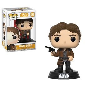 Funko POP! Movies: Star Wars Red Cup - Han Solo Vinyl Figure
