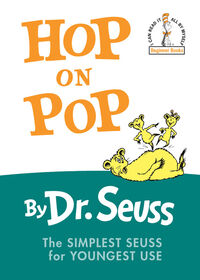 Hop On Pop - Édition anglaise