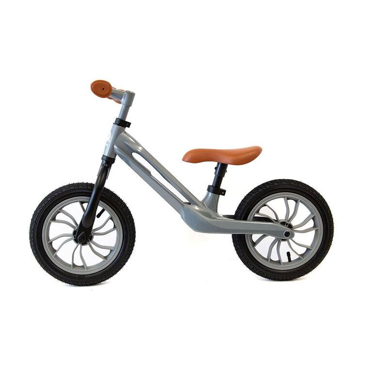 Qplay Vélo d'équilibre - Racer - Gris