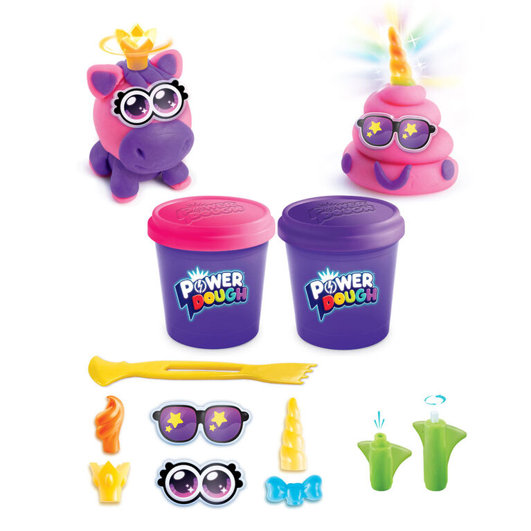 Power Dough Small Kit - Unicorns