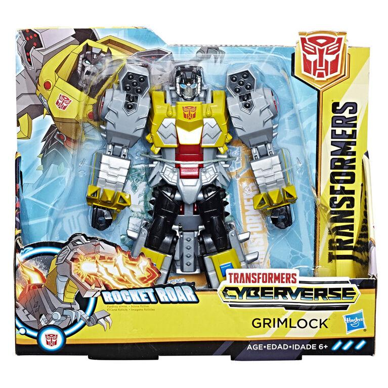 Transformers Cyberverse Ultra Class Grimlock