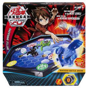 Bakugan Battle Arena, Plateau de jeu pour créatures Bakugan à collectionner.