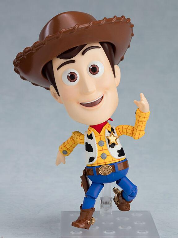 "Good Smile Company - Toy Story-Woody Nendoroid 4"" Figure - English Edition"