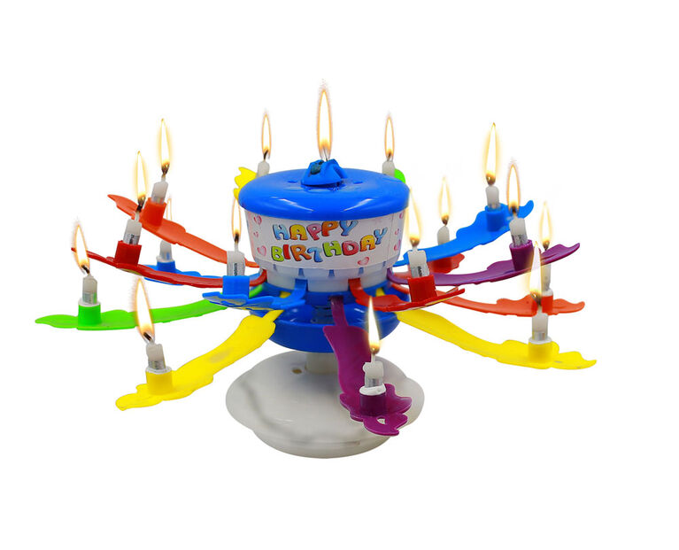 Incredible Singing Candle - Édition anglaise